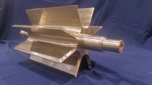 Stainless Steel Open Rotor