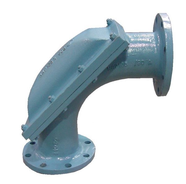 4x90 Ni-Hard Elbow