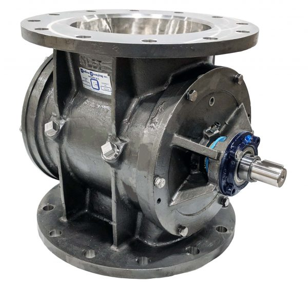 Stainless Steel Rotary Valve