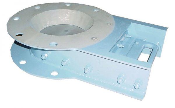PushPull gate valve