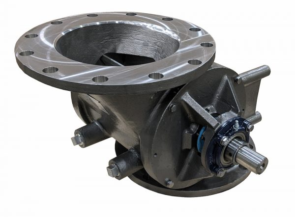 Side Entry Rotary Airlock Valves